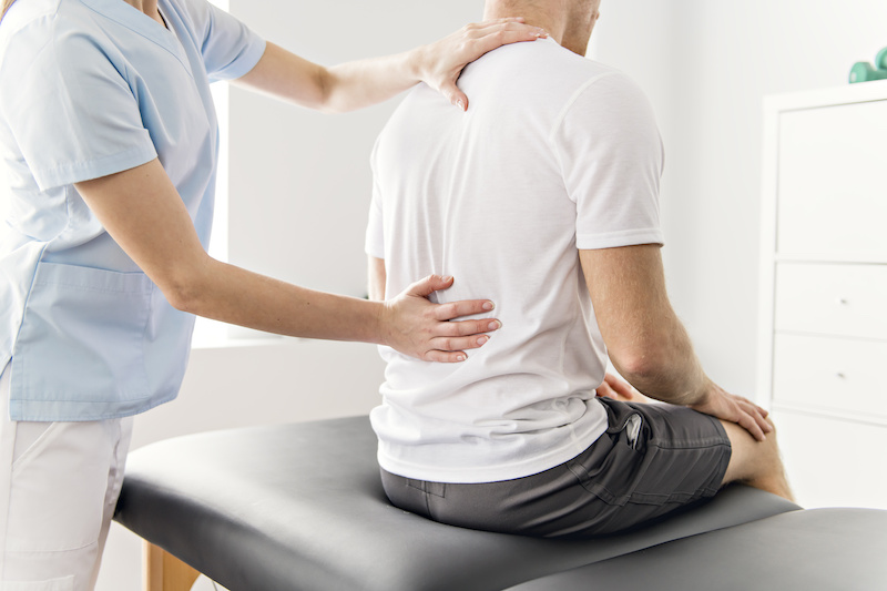 Recovering from Back Surgery
